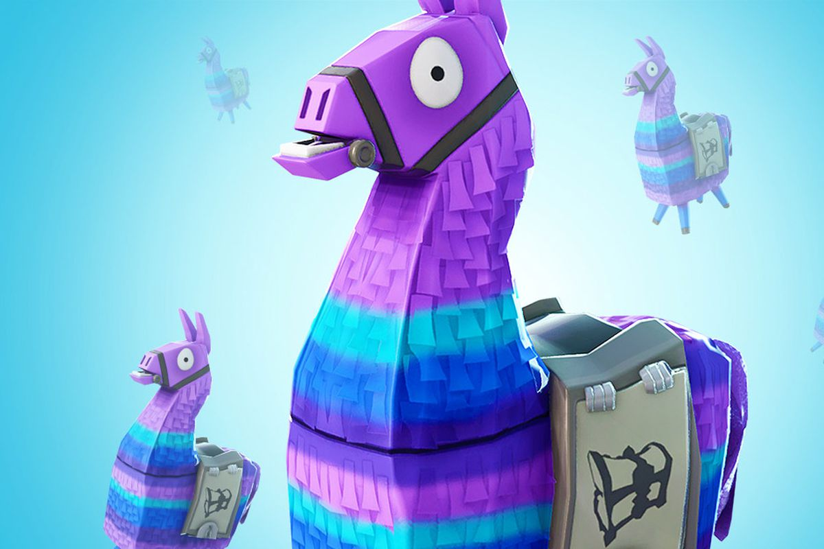 fortnite season 6 hints begin with purple dj llama skin - fortnite dj bop art