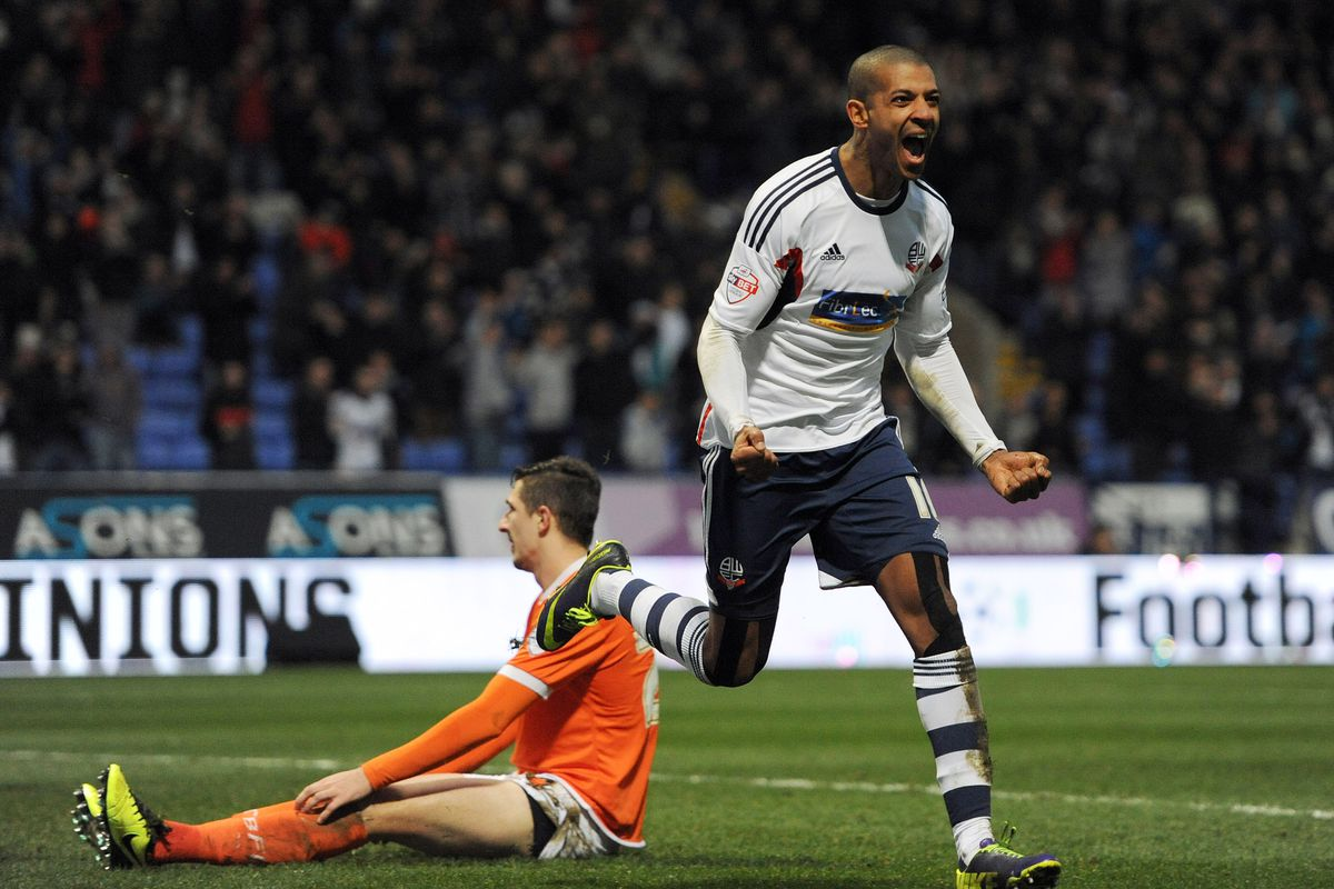 Bolton Wanderers v Blackpool - Budweiser FA Cup Third Round