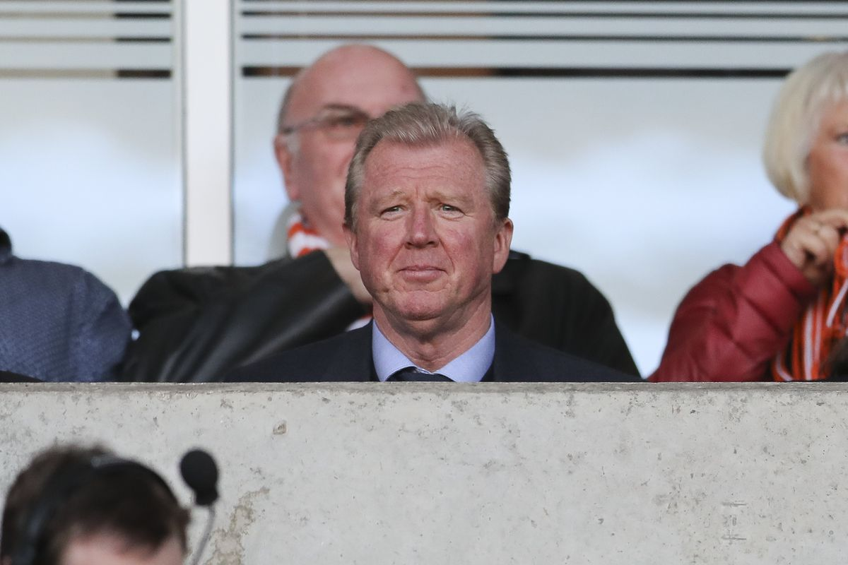 Steve McClaren on Leeds United shortlist?