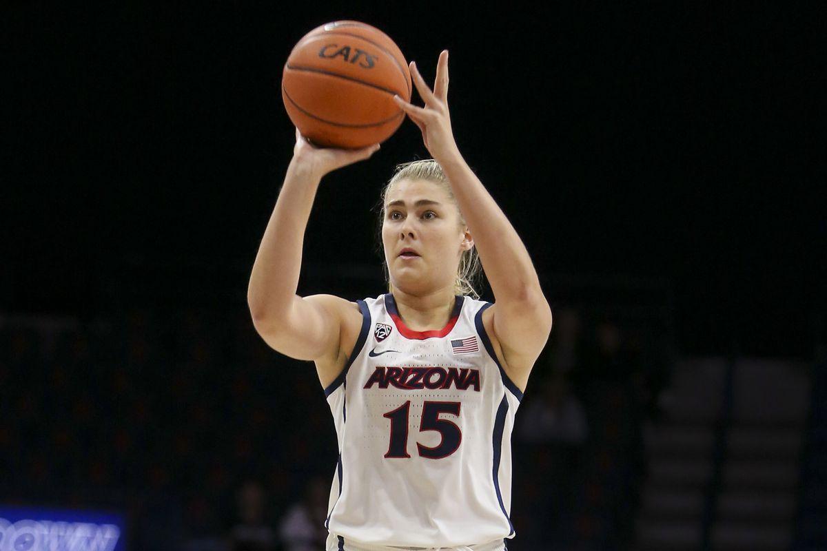 COLLEGE BASKETBALL: NOV 29 Women's UC Riverside at Arizona