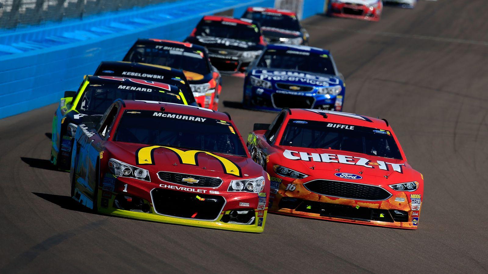 NASCAR首席执行官:多家汽车制造商希望参与这项运动