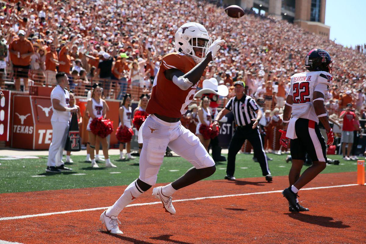COLLEGE FOOTBALL: SEP 25 Texas Tech at Texas