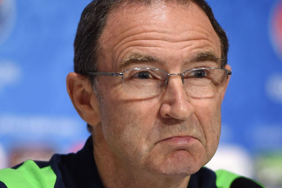 Euro 2016 - Republic of Ireland Press Conference