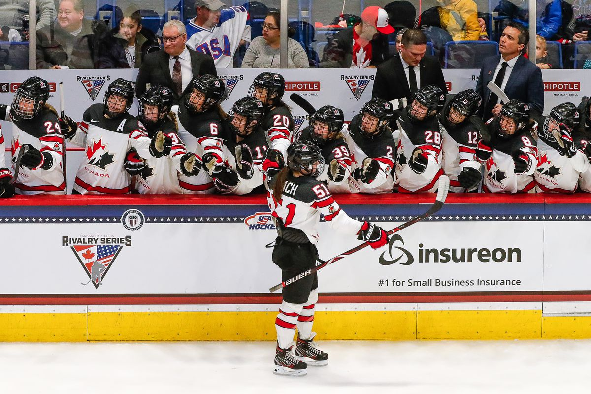 Hockey Canada announces roster for February Rivalry Series