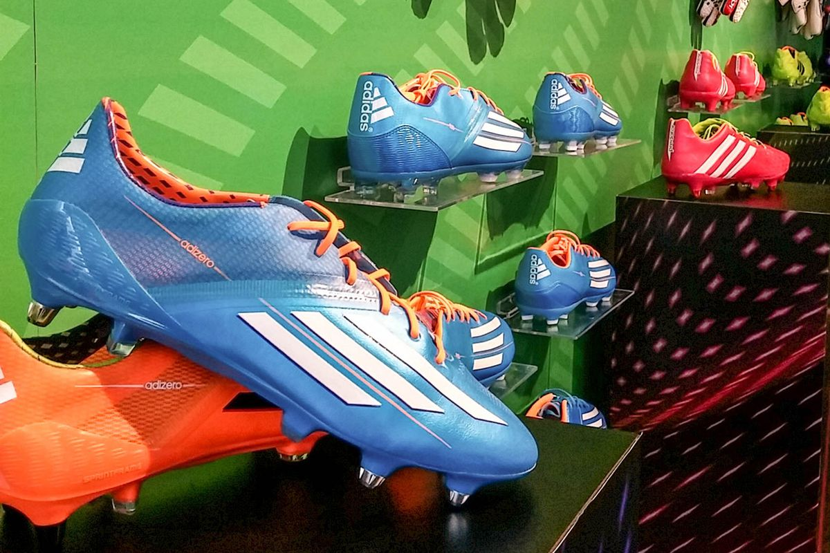 989505a3289 adidas adizero F50 first impressions  a 15 gram weight reduction makes a  ton of difference. New ...