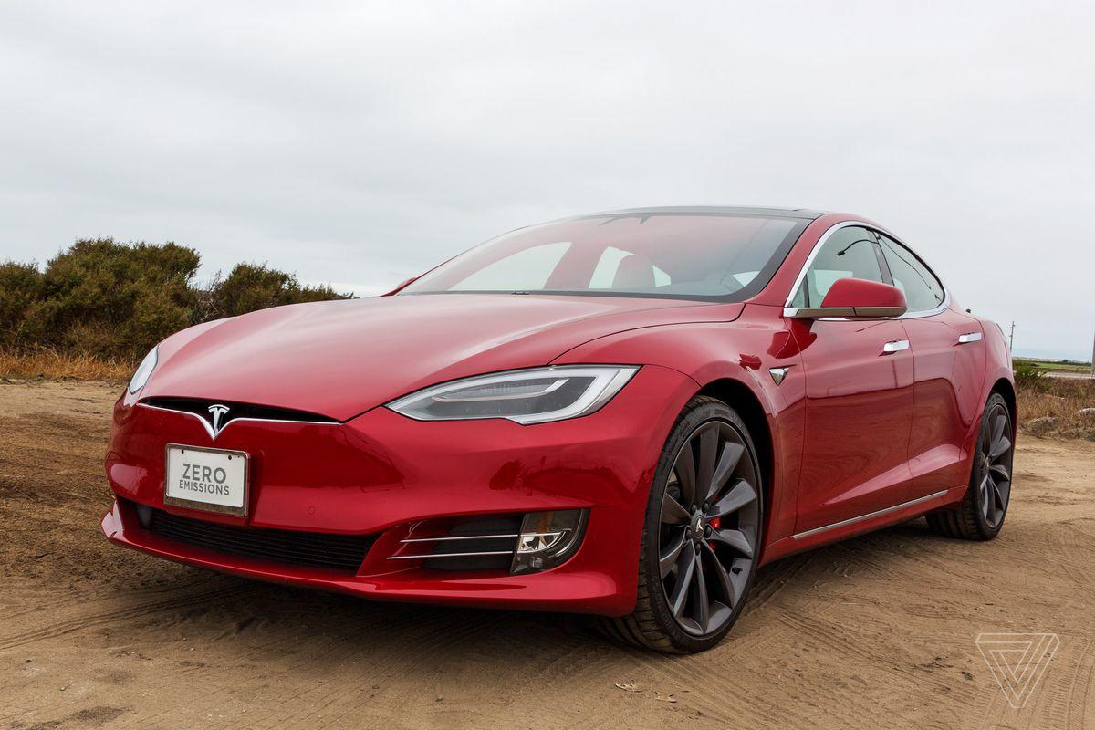 Elon Musk, lover of dumb jokes, says he's slashing Tesla Model S price to $69,420 - The Verge
