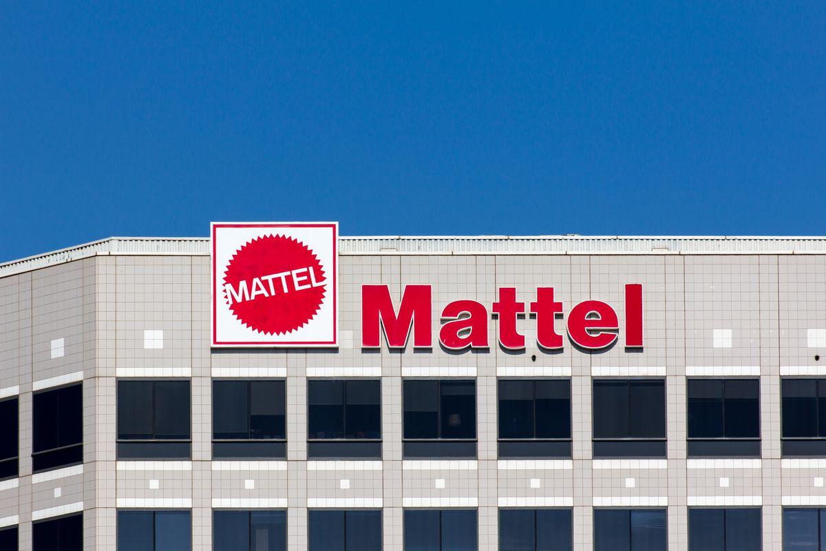 Mattel headquarters building