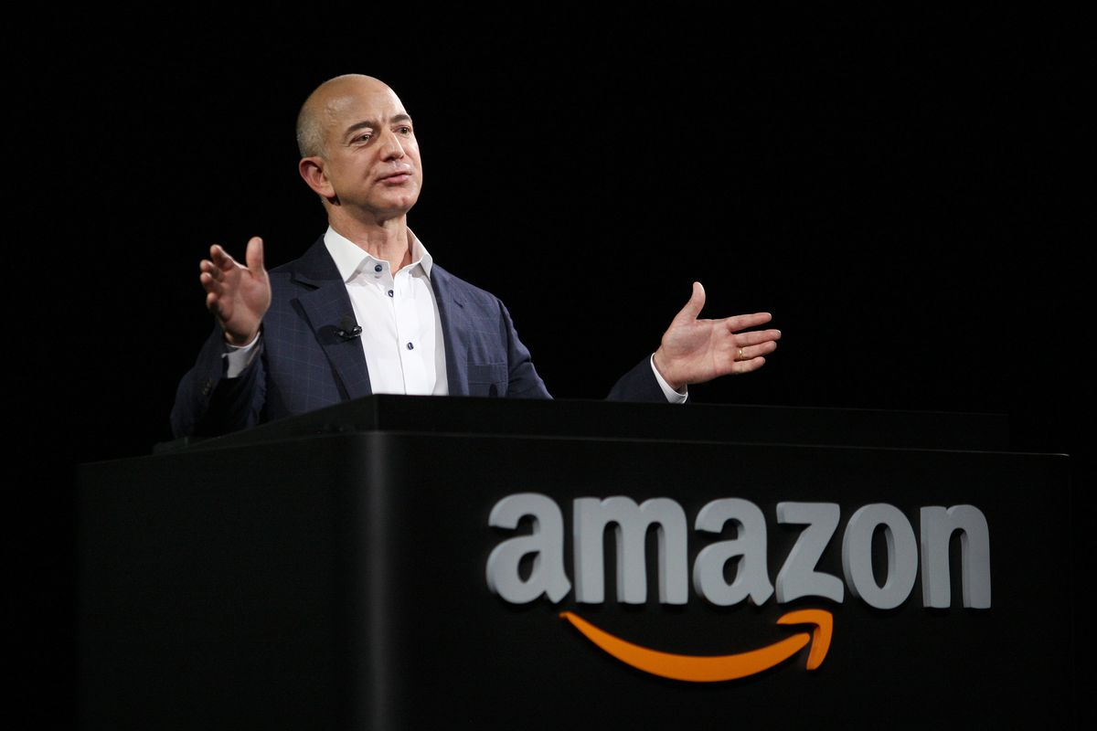 Online sales taxes are cutting into Amazon's business in a big way, says a new study.