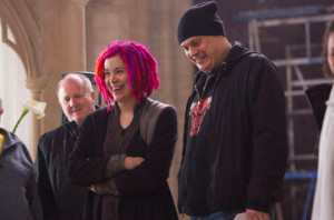 """Filmmakers Lana and Andy Wachowski's latest project is """"Sense8,"""" available for streaming June 5 on Netflix."""