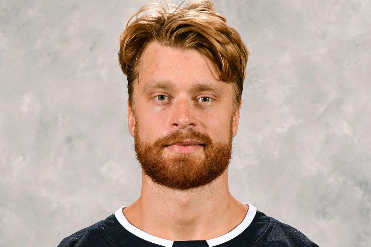 Edmonton Oilers 2019-2020 Headshots