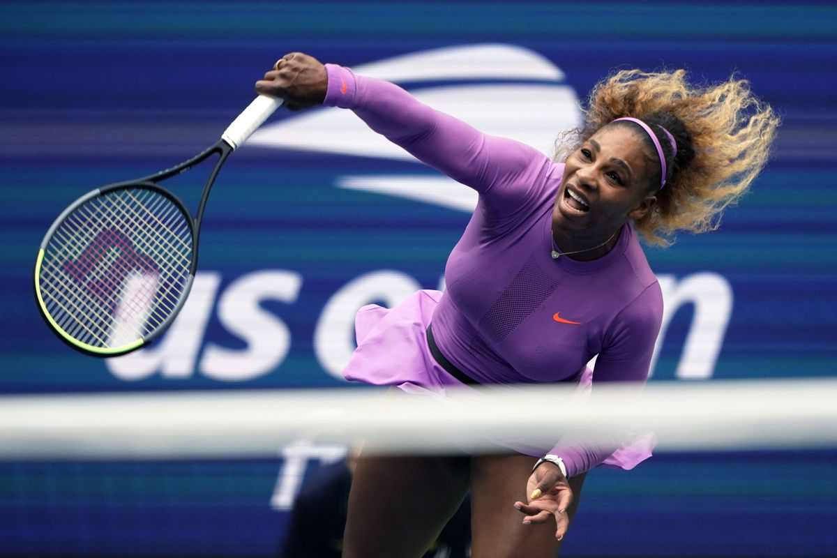 Serena Williams said she intends to play in this year's U.S. Open.