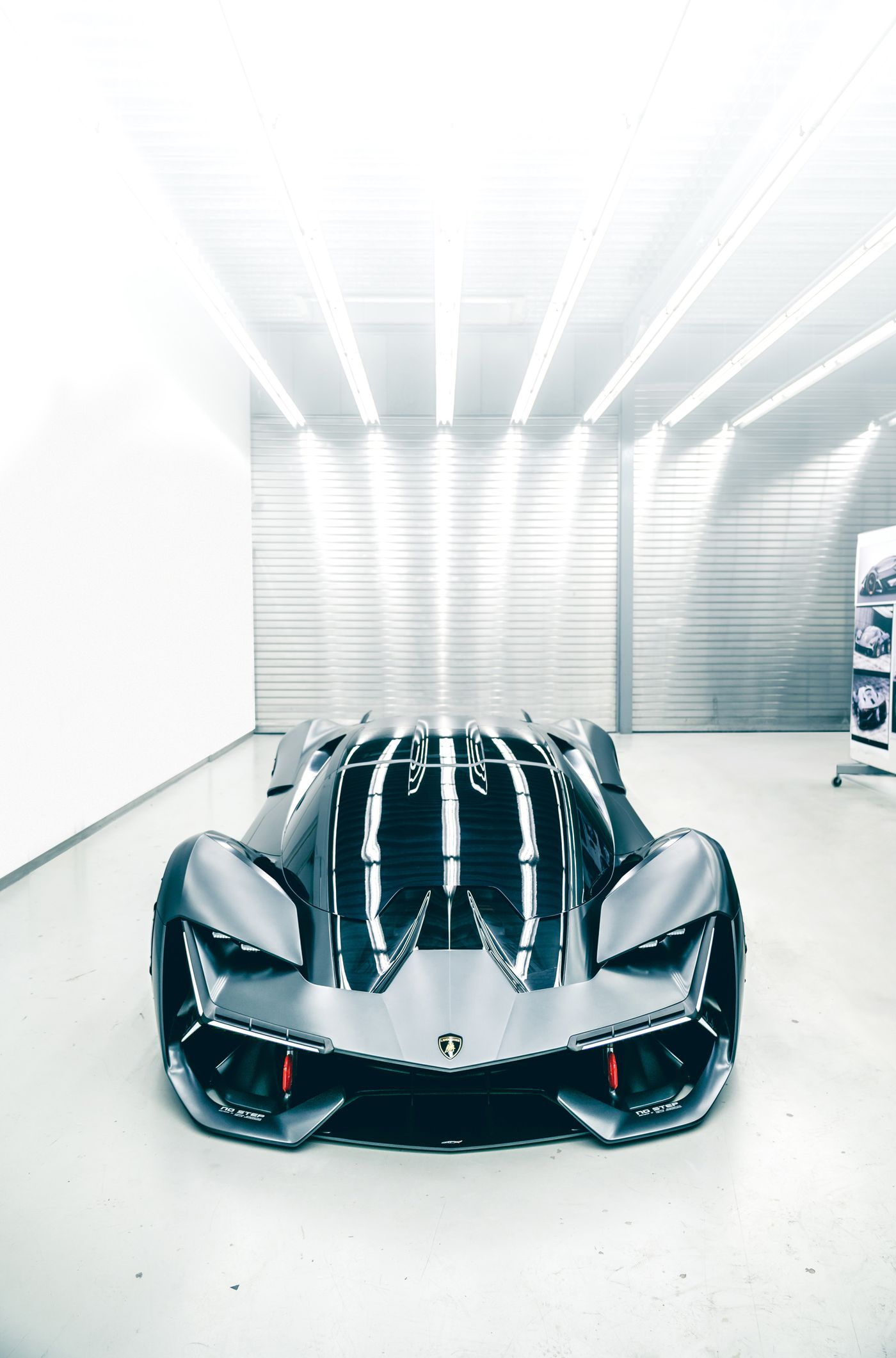 The Lamborghini Terzo Millennio Concept Is A Lightning Strike From The Future The Verge