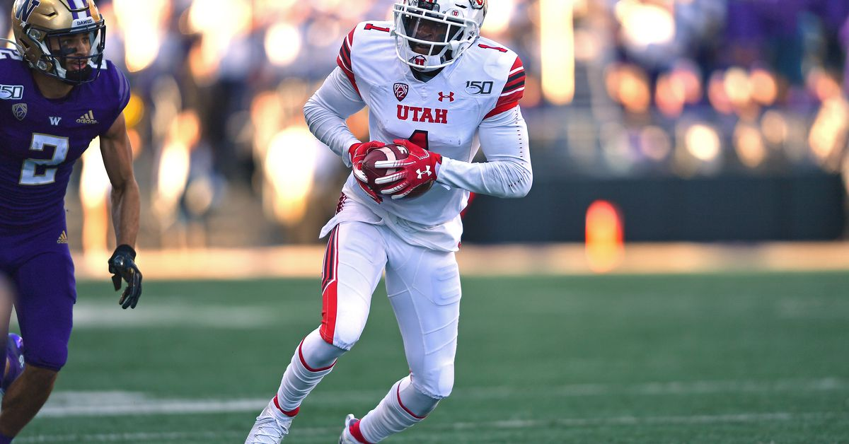 Raiders connected to Utah cornerback Jaylon Johnson at No. 19