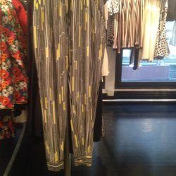 Printed pants, $149 (were $425)