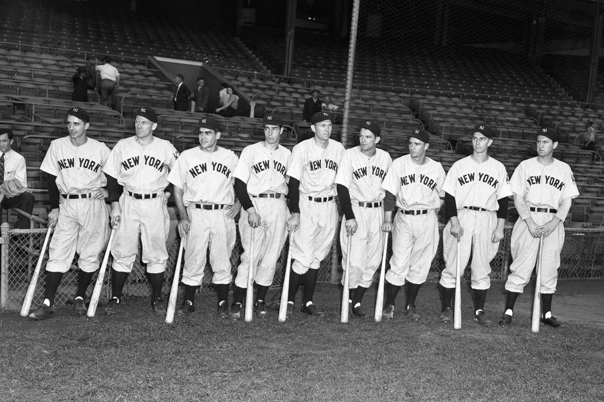 1939 World Series - New York Yankees v Cincinnati Reds