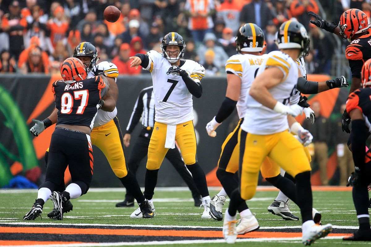 a2a420f4 Steelers vs. Bengals, Week 6: 1st quarter live in-game update ...