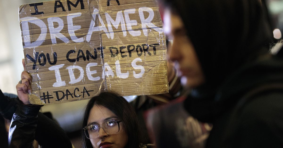 photo image Amazon CEO Jeff Bezos will give $33 million in college scholarships to DACA students