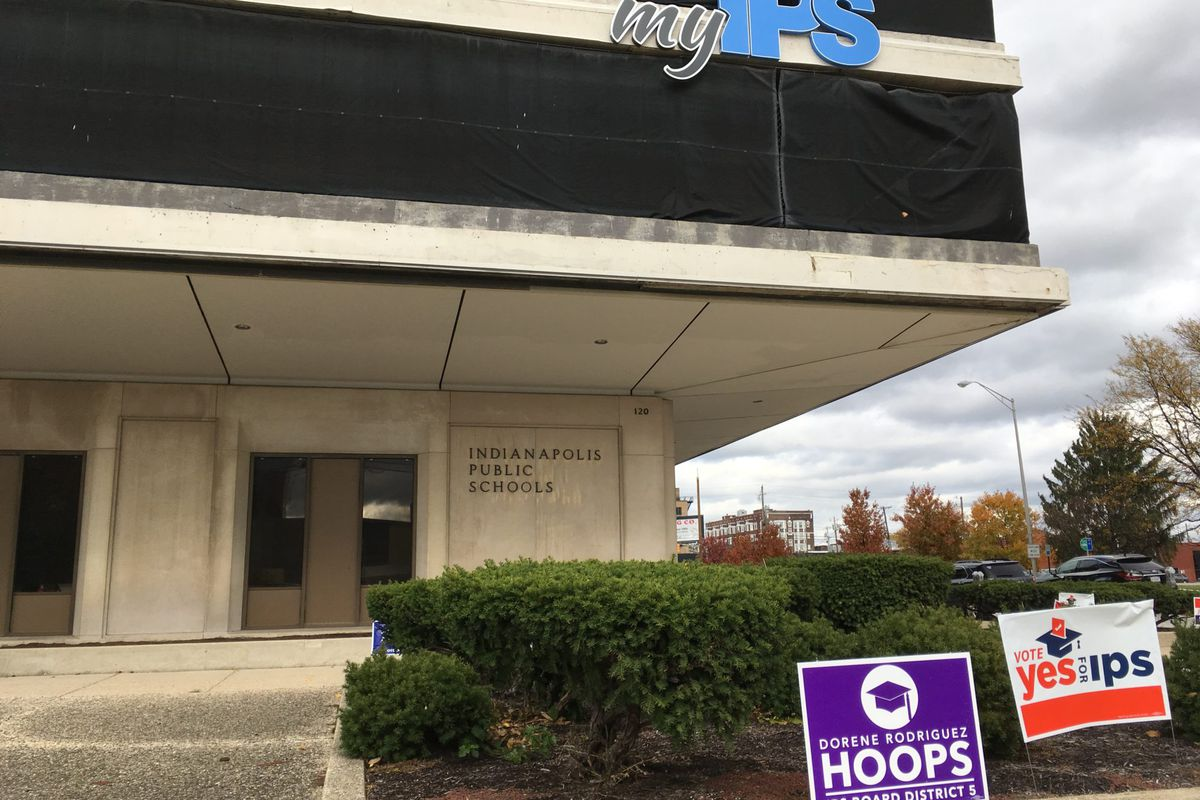 Indianapolis Public Schools is asking for voters to approve two tax measures to raise an additional $272 million.