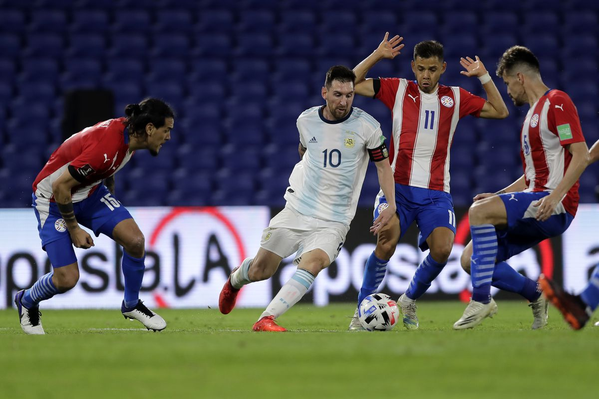 Argentina v Paraguay - South American Qualifiers for Qatar 2022