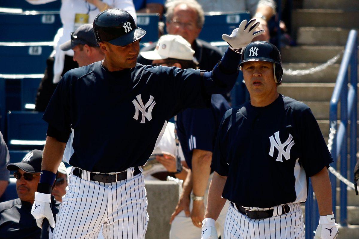 Pittsburgh Pirates v New York Yankees
