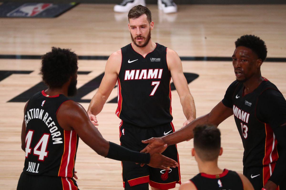 NBA: Playoffs-Boston Celtics at Miami Heat