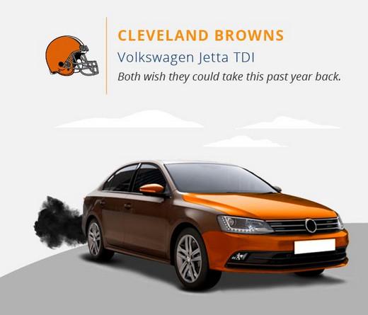 Browns Car