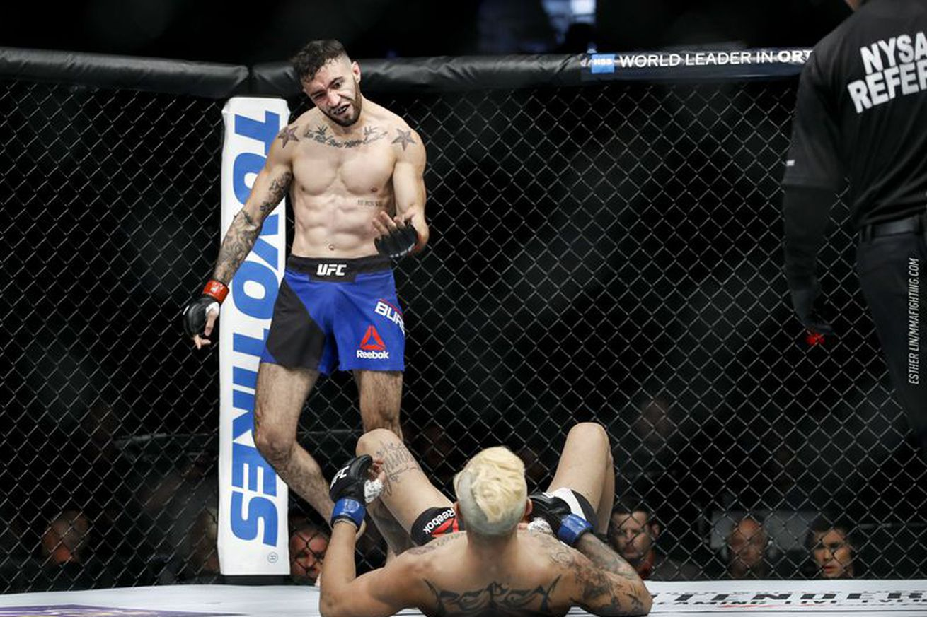 community news, UFC on FOX 25 results: Fight Pass, FOX Prelims recap from Long Island