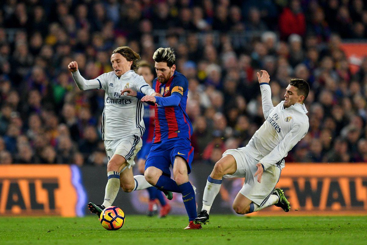 barcelona vs real madrid 2016 la liga final score 1 1 as el clasico ends in draw barca blaugranes barcelona vs real madrid 2016 la liga