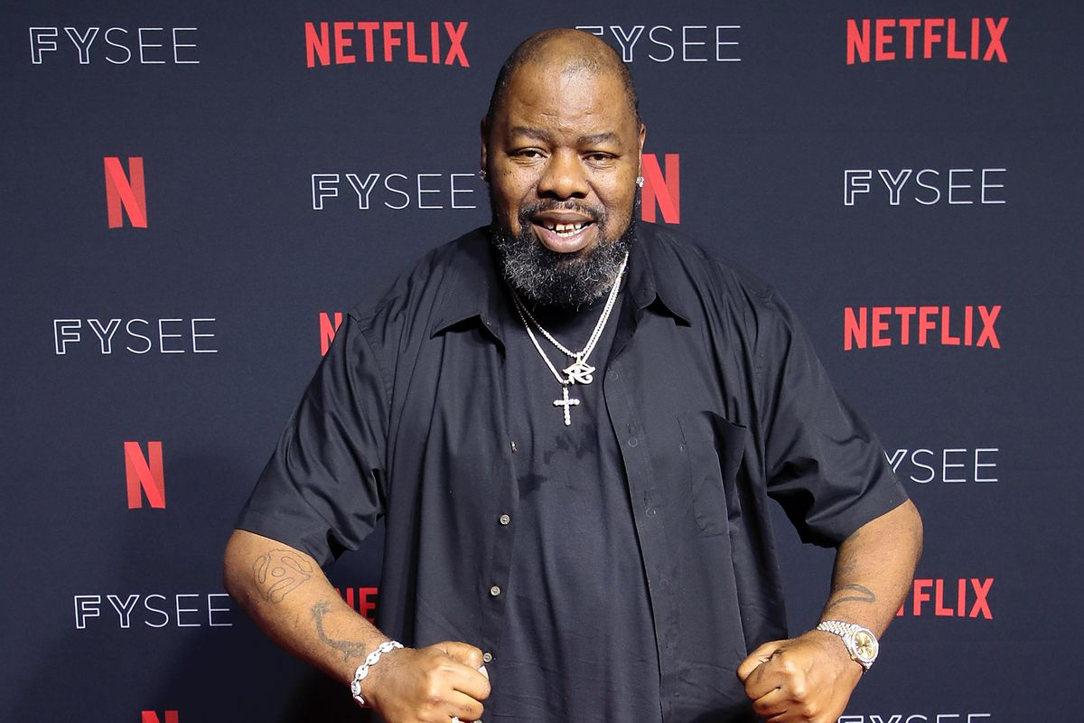 Biz Markie attends the Netflix FYSEE Kick-Off at Netflix FYSEE at Raleigh Studios on May 6, 2018 in Los Angeles, California.