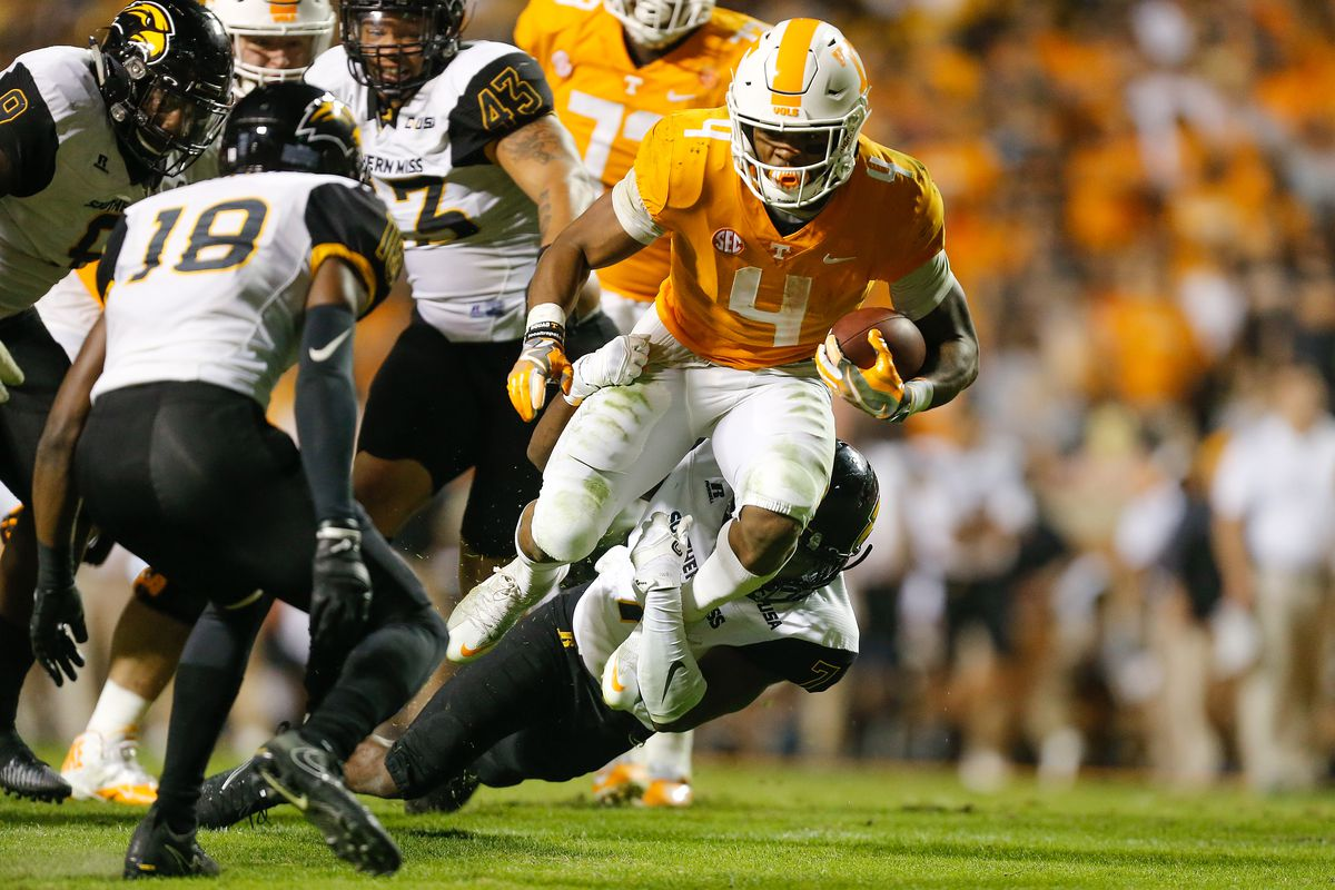 Southern Miss v Tennessee