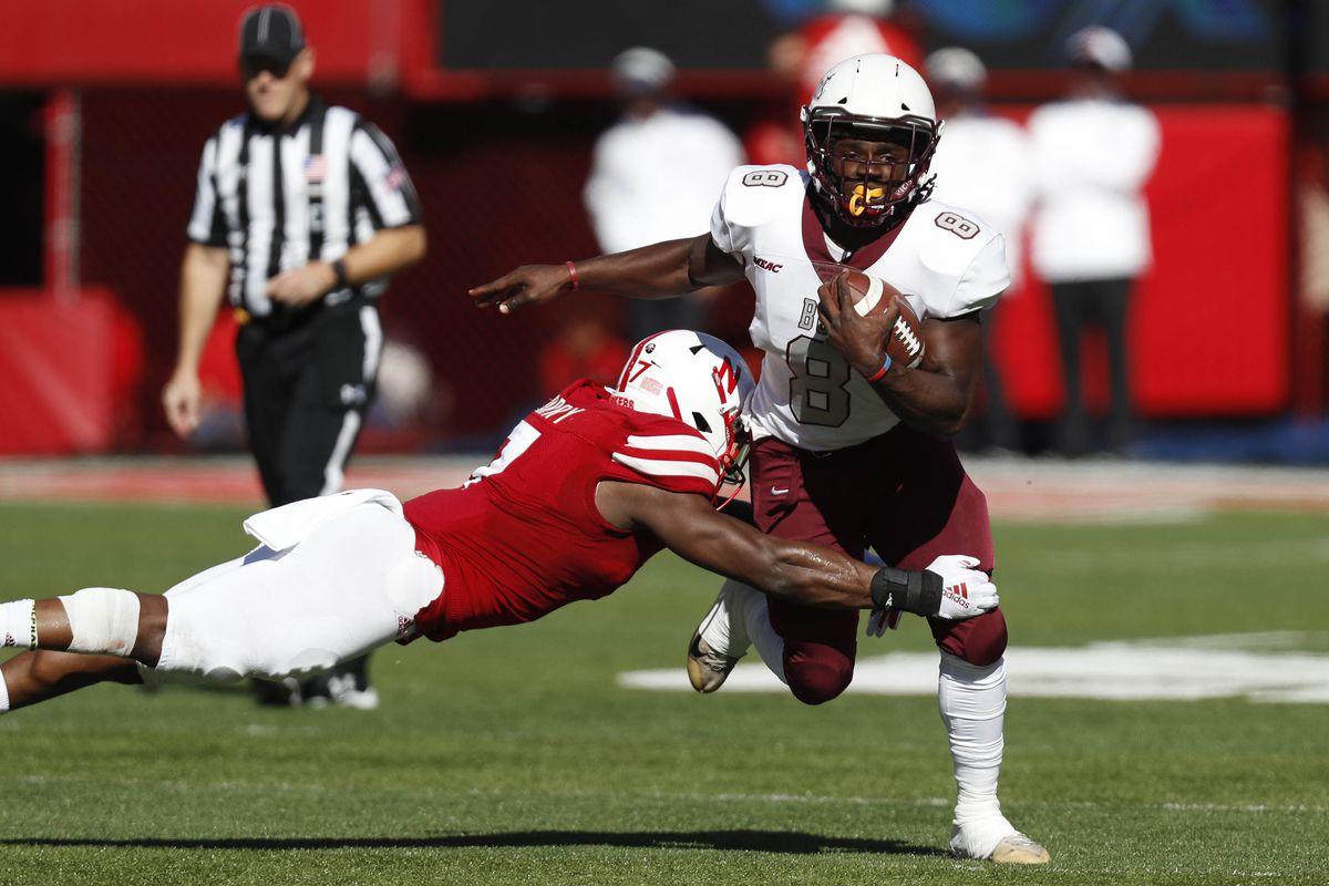 NCAA Football: Bethune Cookman at Nebraska