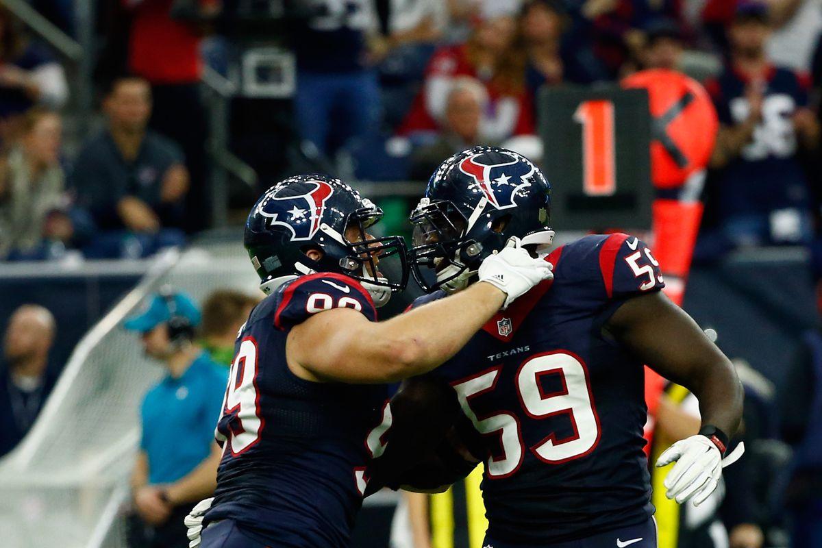 Wild Card Round - Kansas City Chiefs v Houston Texans