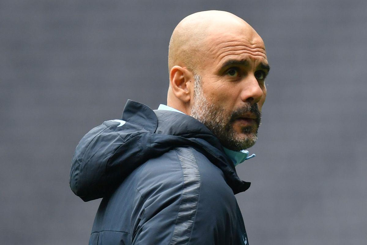 Josep Guardiola - Manchester City - UEFA Champions League
