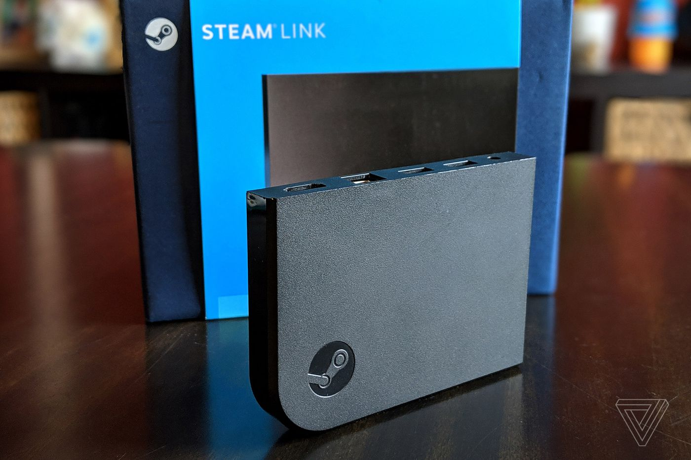 Valve Discontinues The Steam Link The Best Wireless Hdmi Gadget Ever Made The Verge
