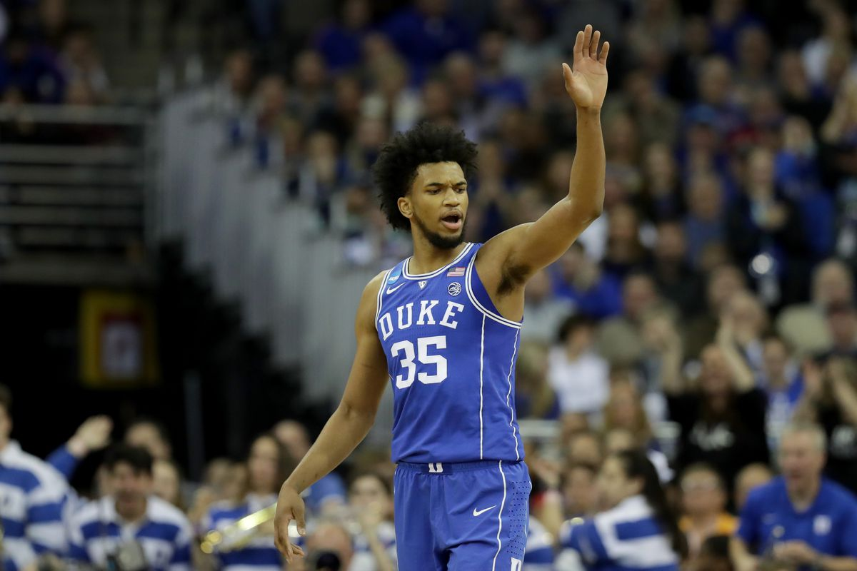 99581b54c5e2 Marvin Bagley III will sign the biggest rookie shoe deal since Kevin Durant...  with Puma