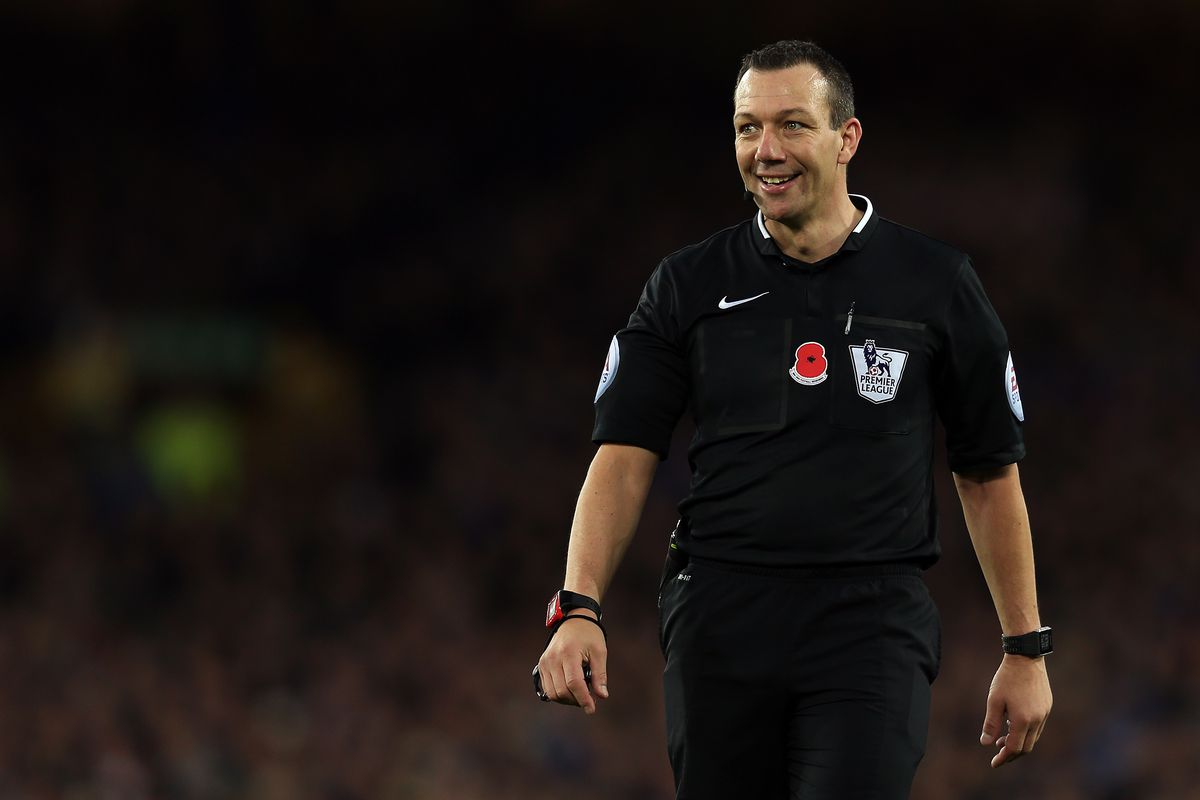 Kevin Friend Is Referee For Everton Vs Southampton Royal Blue Mersey