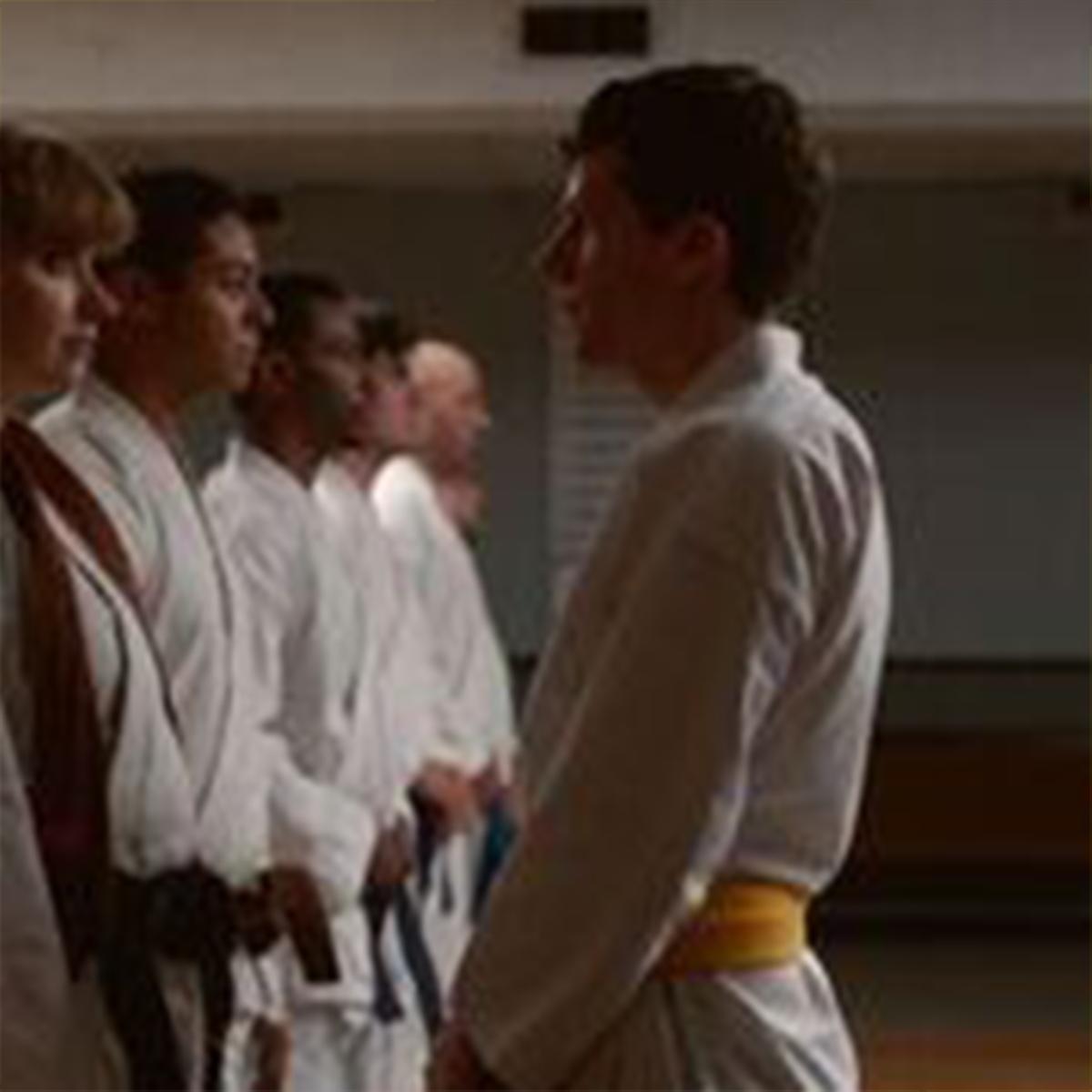 The Art of Self-Defense Movie, Jesse Eisenberg, Karate Movie, MMA Movie