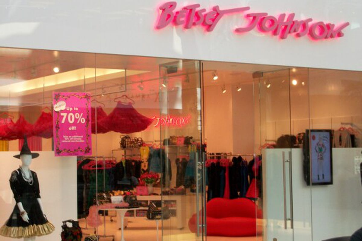 """Is this what the future of Betsey Johnson looks like?<span class=""""credit""""></span>"""