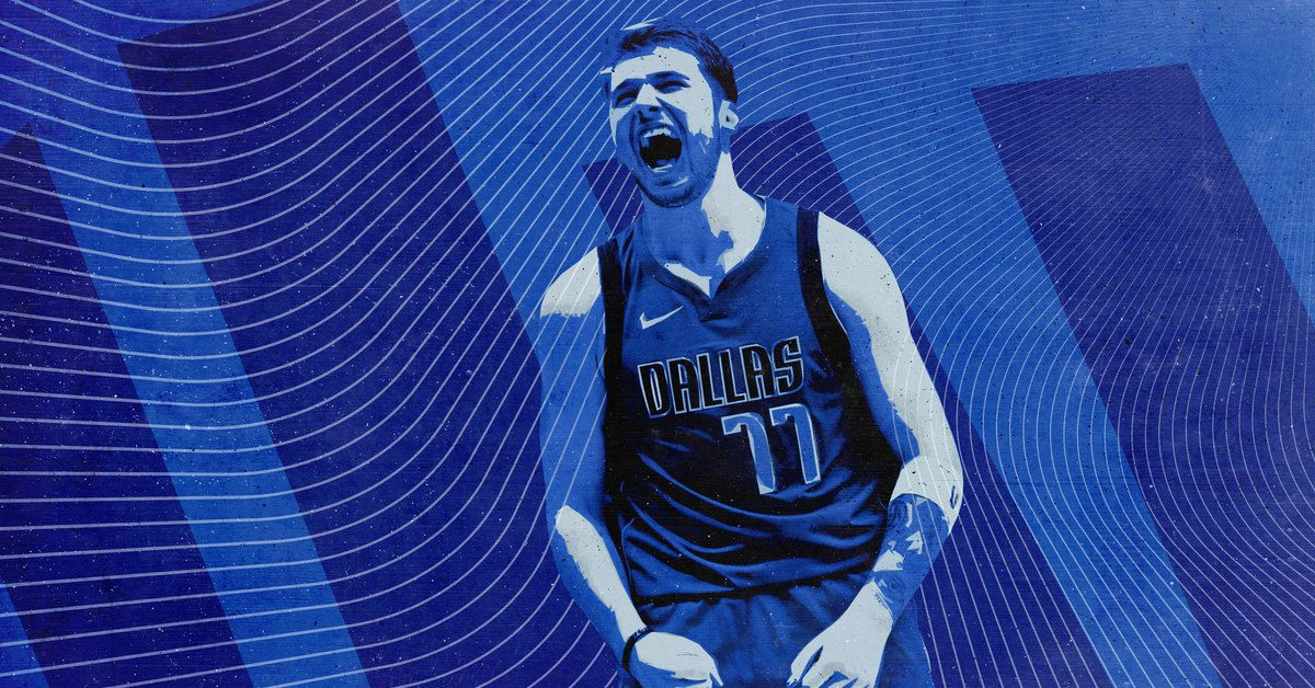 The 2 What Doncic - Looks Ringer for Phase Luka Like