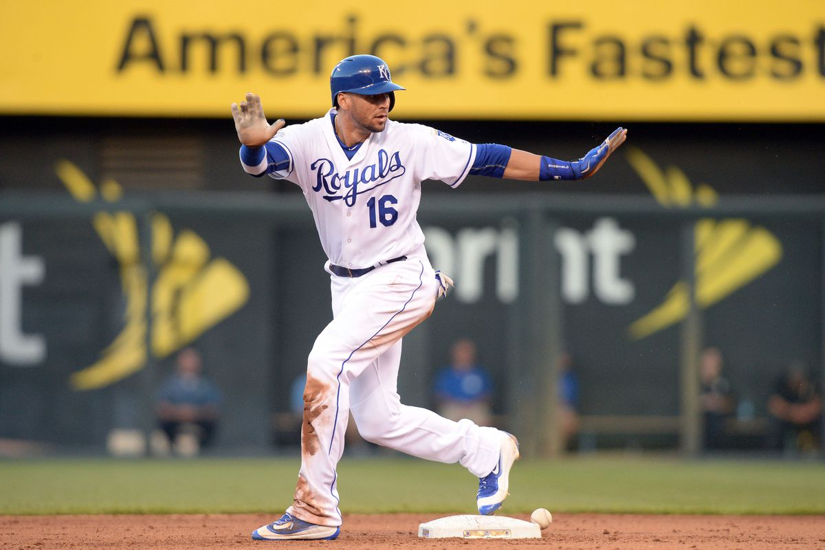 MLB: Toronto Blue Jays at Kansas City Royals