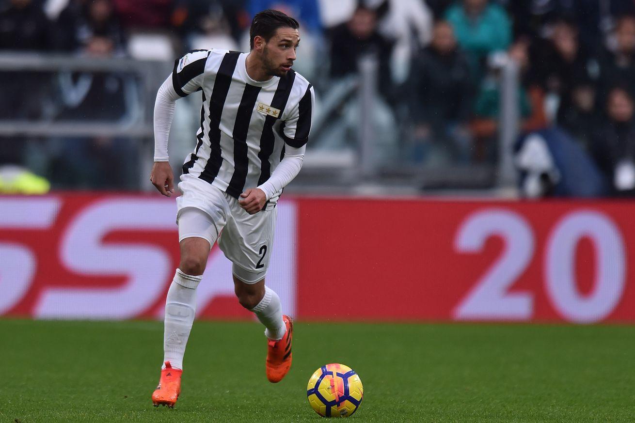 Juventus add Mattia De Sciglio to their already-lengthy injury list