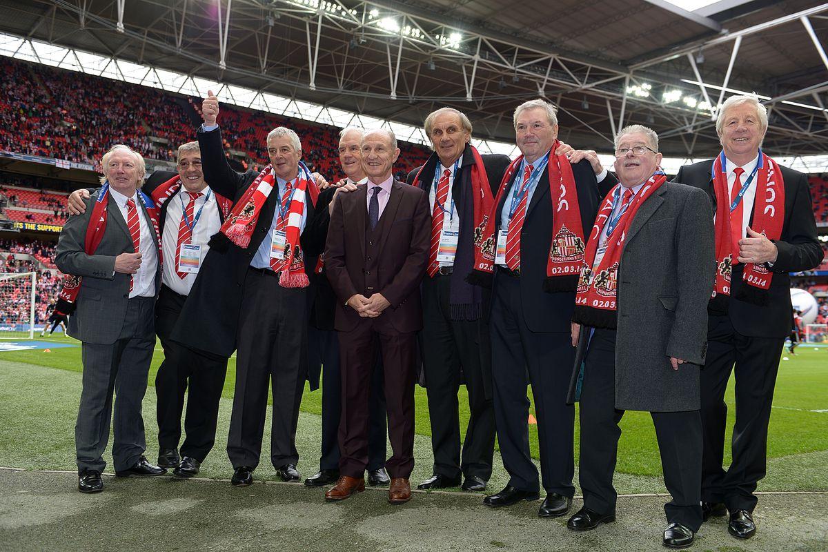 Soccer - Capital One Cup - Final - Manchester City v Sunderland - Wembley Stadium