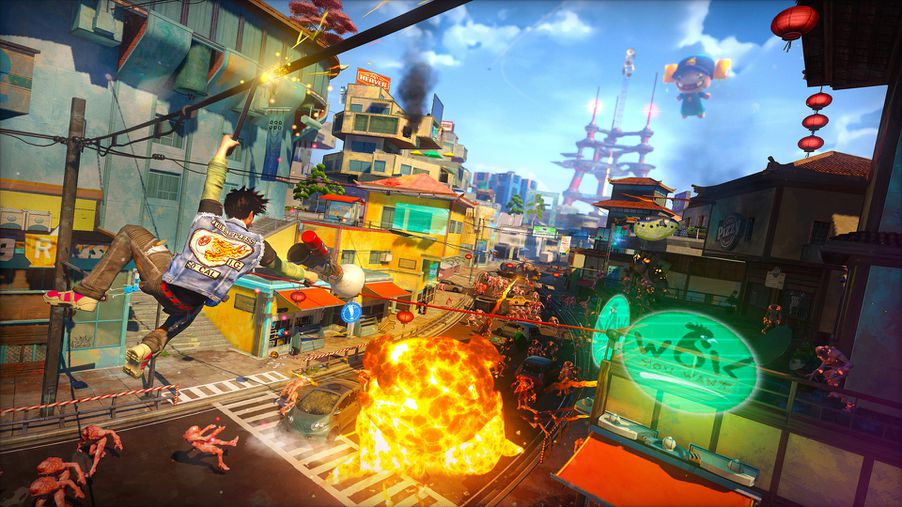 Sunset Overdrive Turns The Post Apocalypse Into An Energy