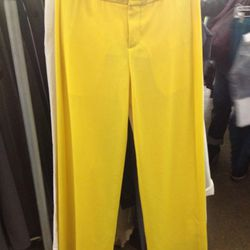 <b>Helmut Lang</b> wide leg trousers, $259 (from $425)