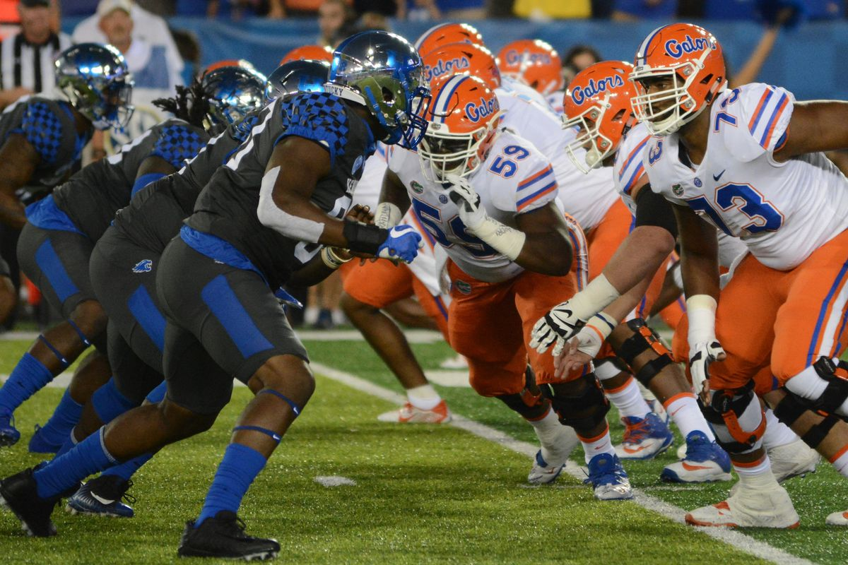 kentucky wildcats vs florida gators football roundtable and