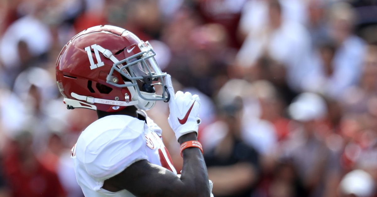 2020 Draft Profile: Scouting Alabama wide receiver Henry Ruggs III