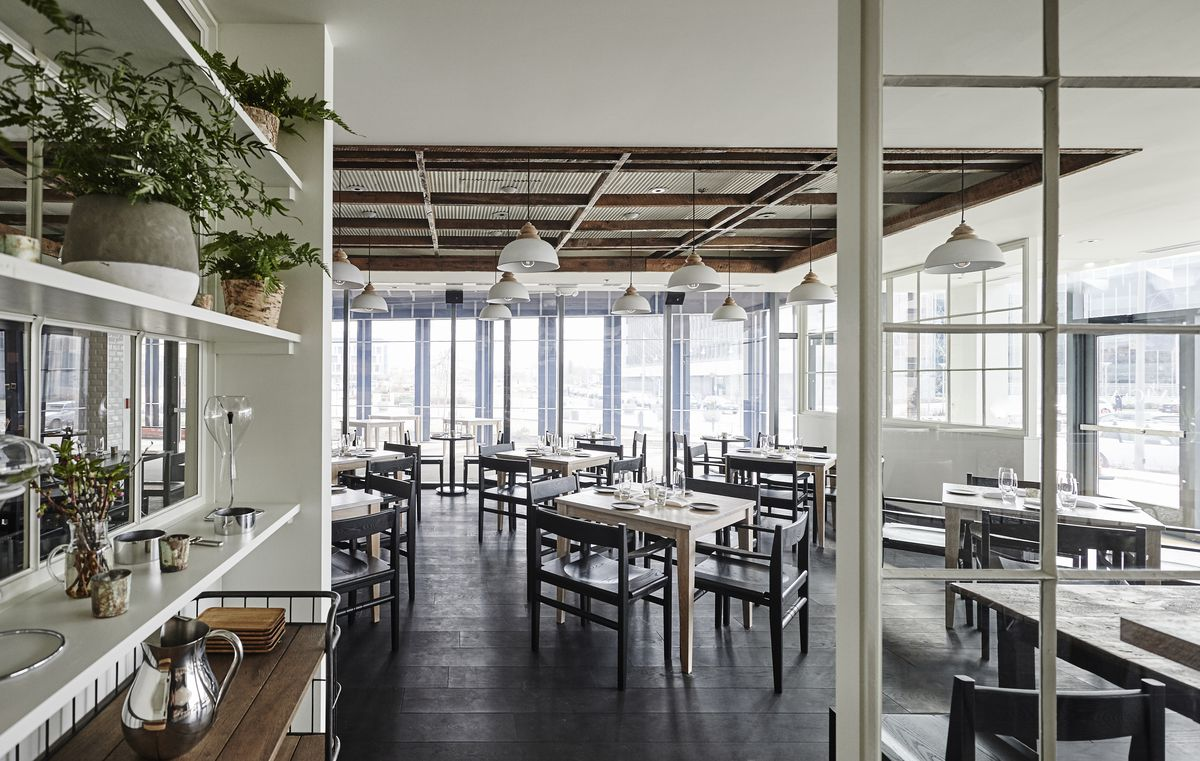 The Restaurant That Puts The Modern In Modern Farmhouse