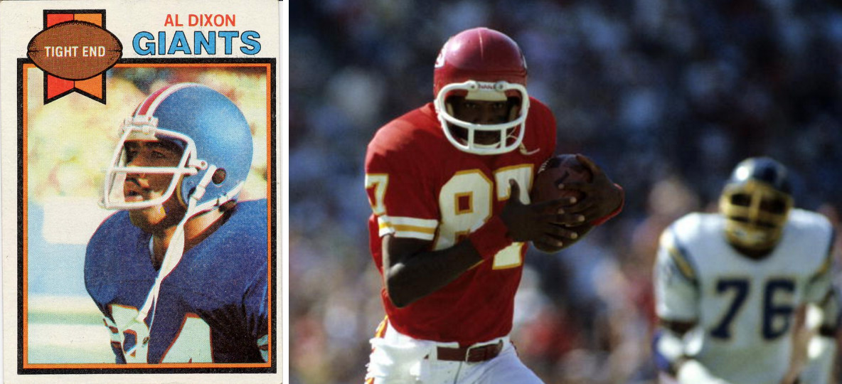 Iowa State Players in Professional Football  Part 3B (1970s) - Wide ... 45566ca97
