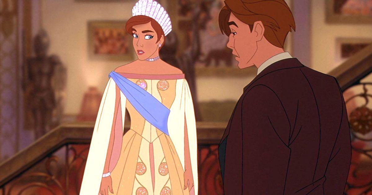Anastasia isn't a Disney Princess after Disney-Fox merger