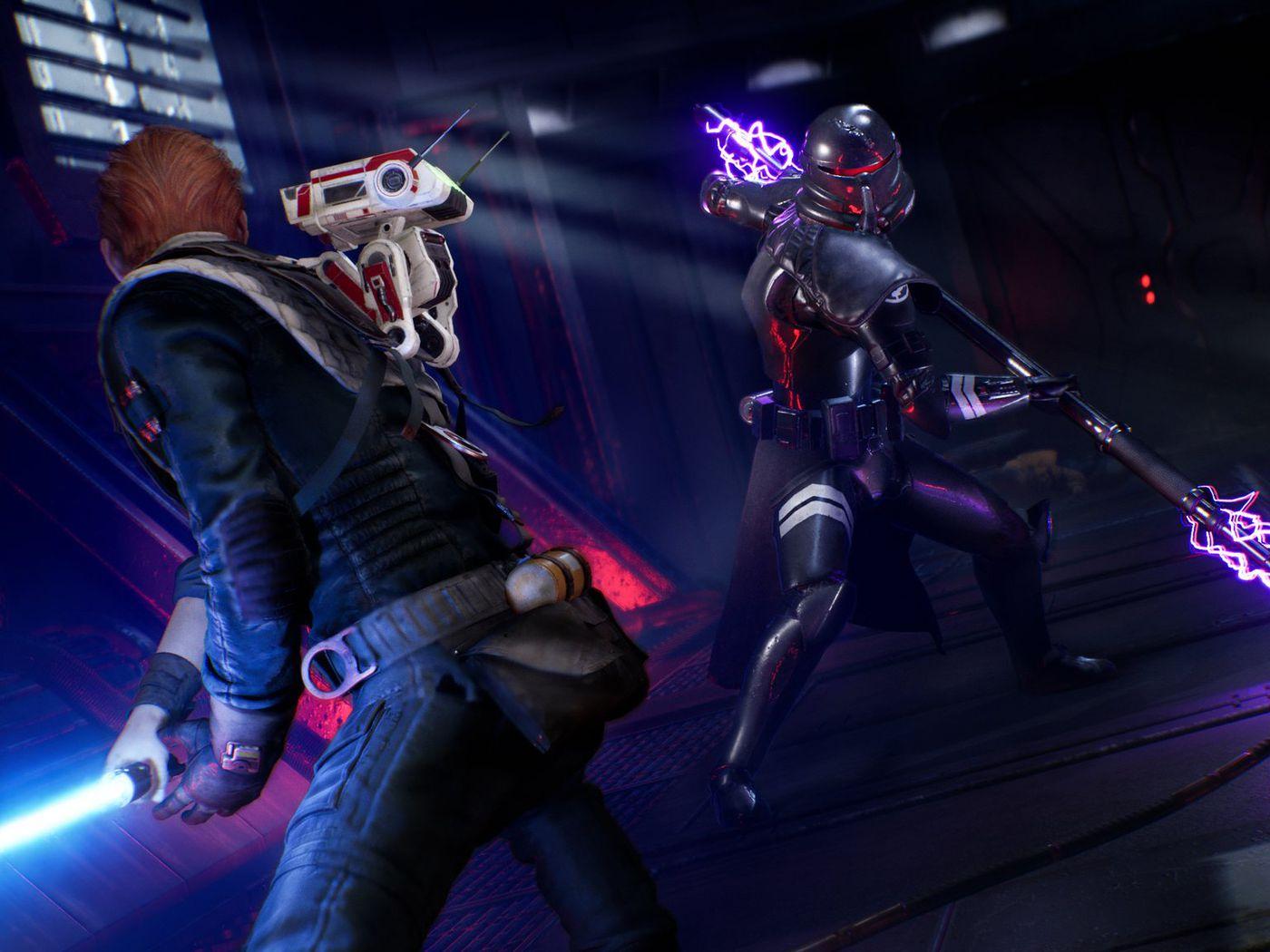 Watch the full 26-minute Star Wars: Jedi Fallen Order E3 demo - The